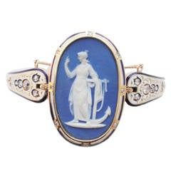 Wedgwood Victorian Cameo Bracelet