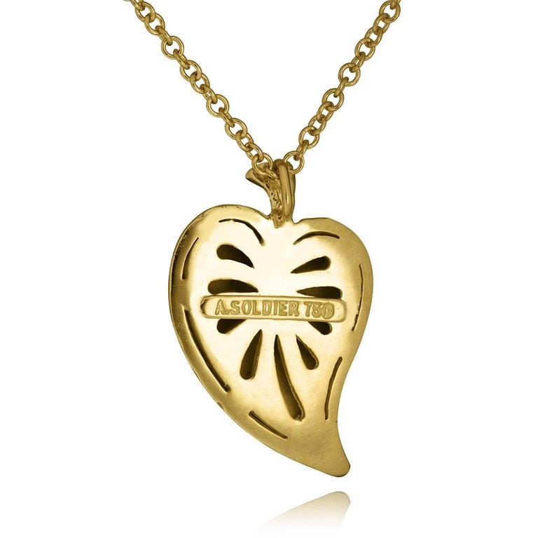cl do in necklace heather francesca pendant gold s product leaf