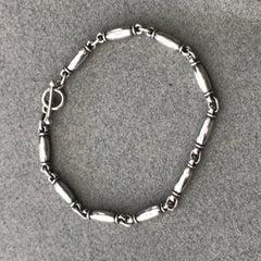 Georg Jensen Sterling Silver Bracelet, No. 43
