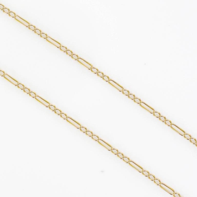 Blister Pearl Gold Pendant  6