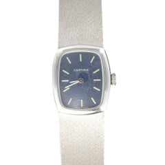 1950s Certina White Gold Women Watch