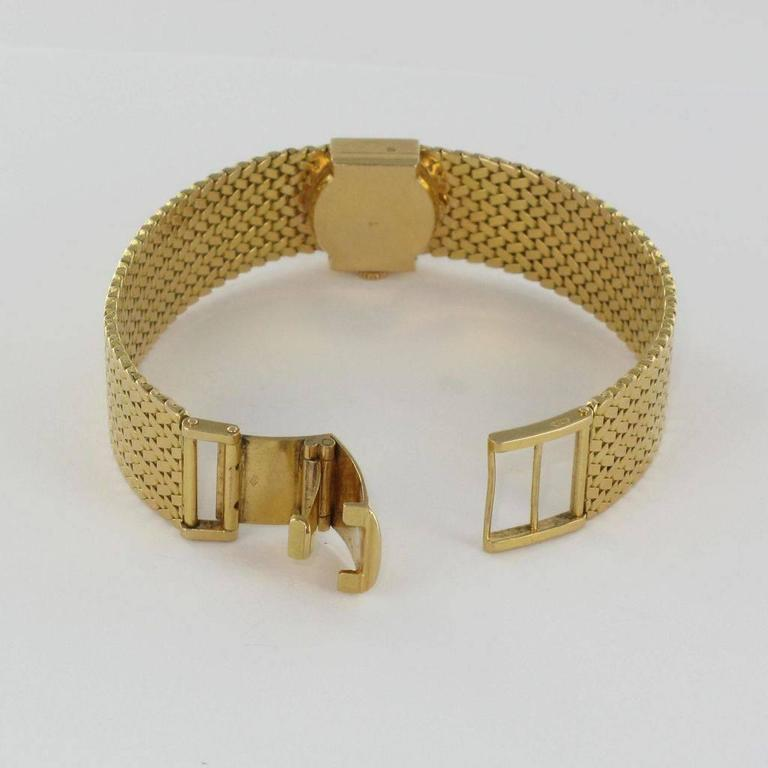 Women's 1950s Longines Gold Woman Watch For Sale