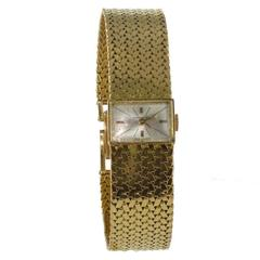 1950s Longines Gold Woman Watch