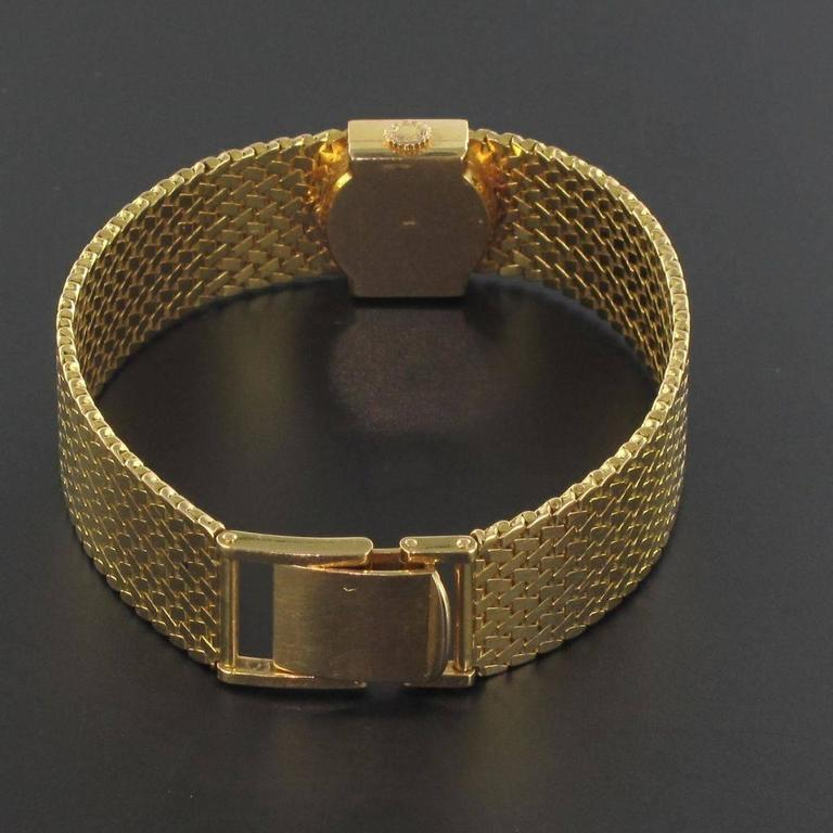 1950s Longines Gold Woman Watch For Sale 1