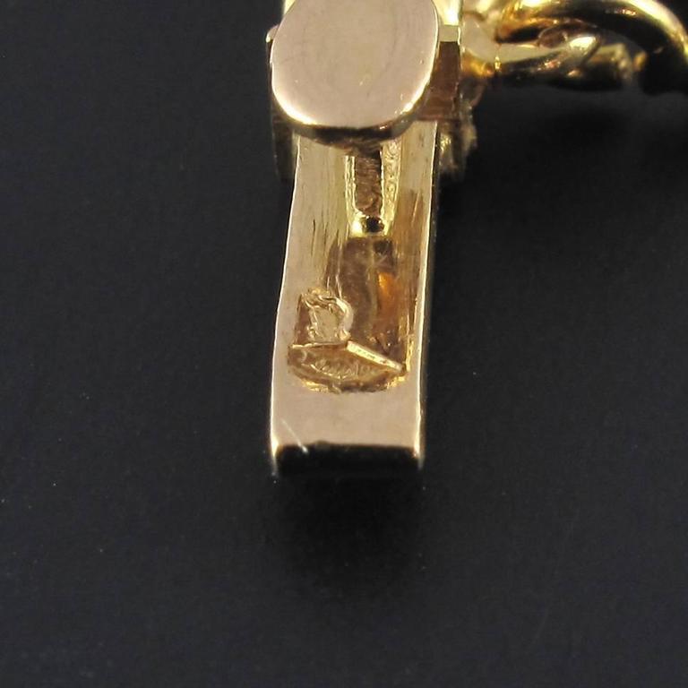 Antique Gold Necklace For Sale 3