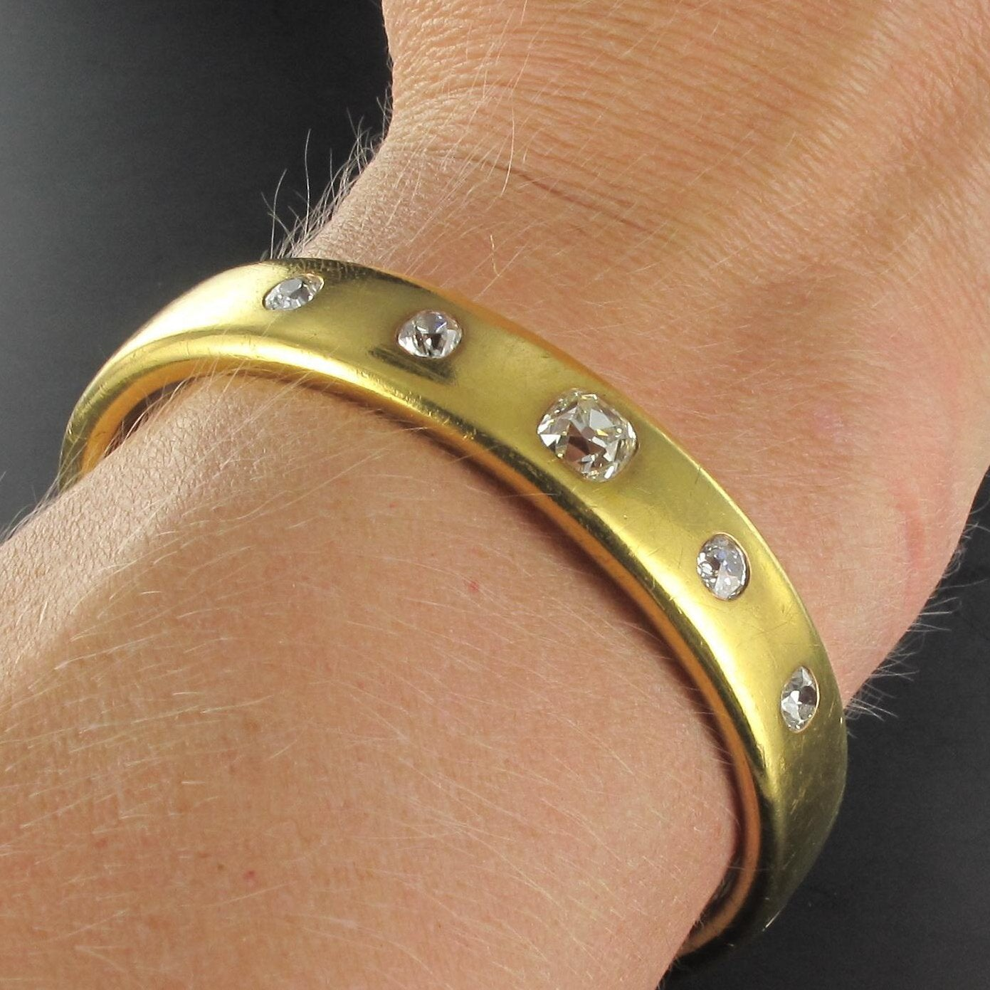 bangle bracelet bracelets new type bangles gold platinum diamond