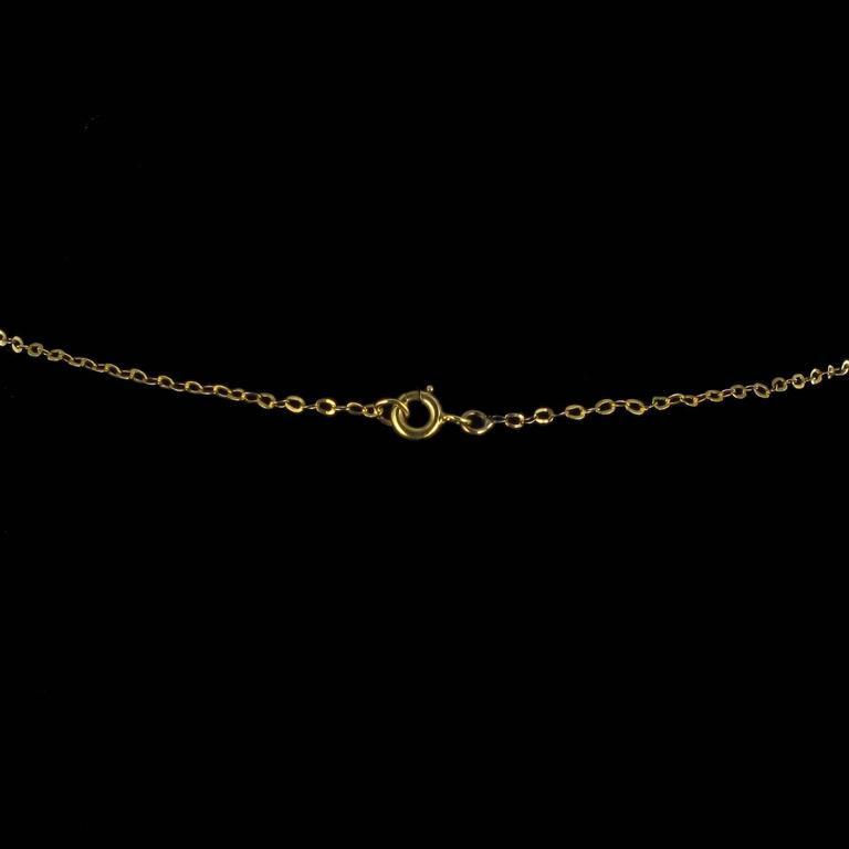 French Art Nouveau Fine Pearl Diamond Silver Gold Pendant Brooch For Sale 9