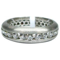 Kurt Wayne Diamond Wedding Band