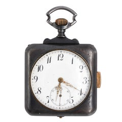 Vintage Repeater Pocket Watch by A.B. Gorant