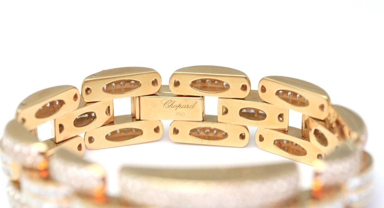 Chopard Ladies Yellow Gold Strada Quartz Wristwatch Model 433 1 ...