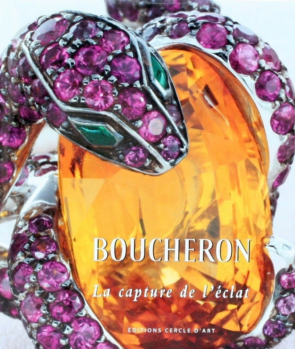 Boucheron Diamond Gold Suite 2
