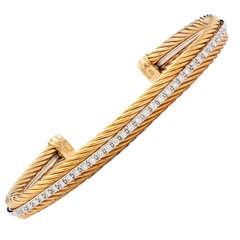 David Yurman Diamond Bracelet