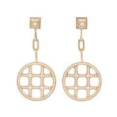 Pasha de Cartier Diamond Dangle Earrings