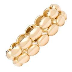 Chaumet Oval Bead Bracelet