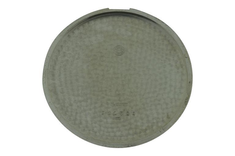 International Watch Company Platinum Tuxedo Pocket Watch 4