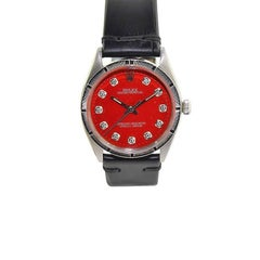 Rolex Machined Bezel Stainless Steel 1960's Anyone Turning 55 This Year