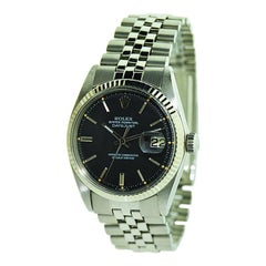 Rolex Stainless Steel Datejust with Original Bracelet and Dial from 1971 or 1972