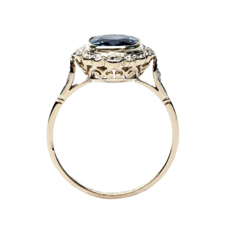 Exquisite Edwardian Sapphire Diamond Engagement Ring At. Lotr Dwarf Rings. Promose Wedding Rings. Offbeat Wedding Rings. $3000 Engagement Rings. Arab Wedding Wedding Rings. Royal British Family Engagement Rings. Linga Rings. Kyanite Rings