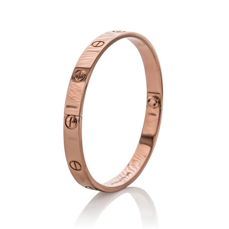 Cartier Gold LOVE Bracelet 3