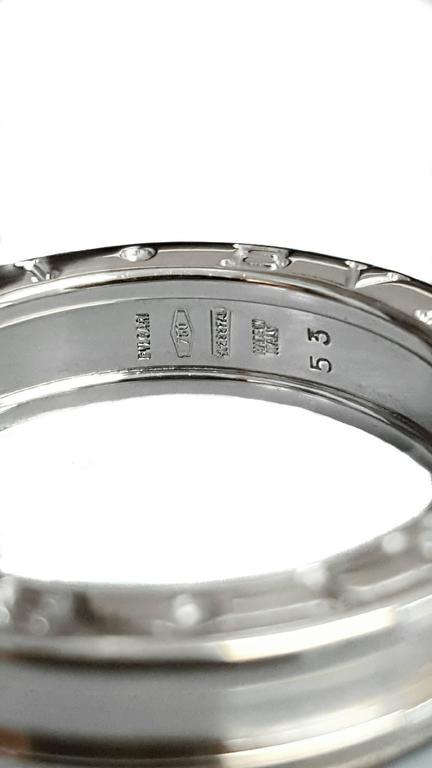 bulgari bzero1 white gold ring 3