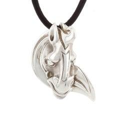 Sterling Silver Han Horse Pendant by John Landrum Bryant