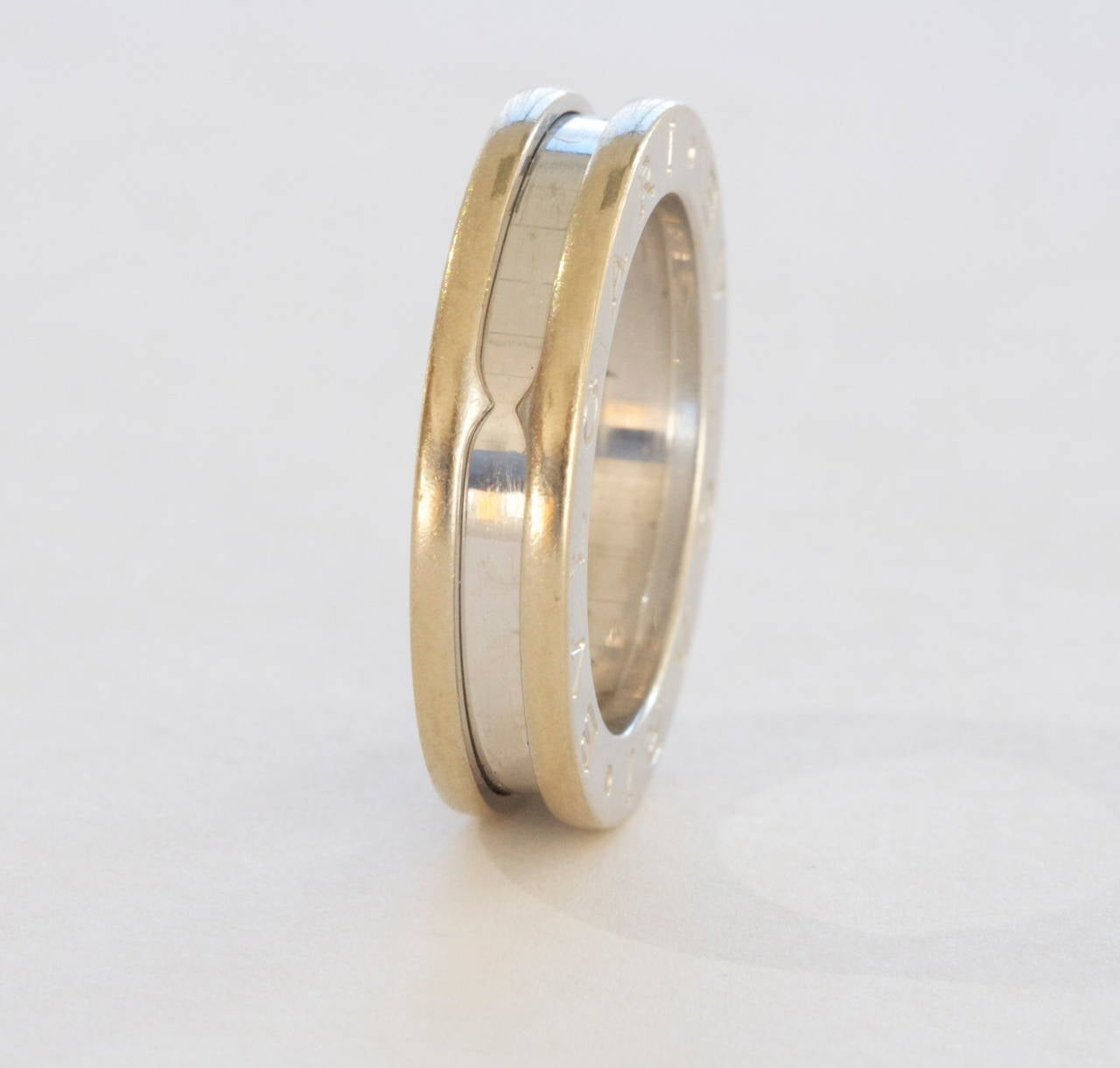 Bulgari BZero Gold Single Band Ring 3