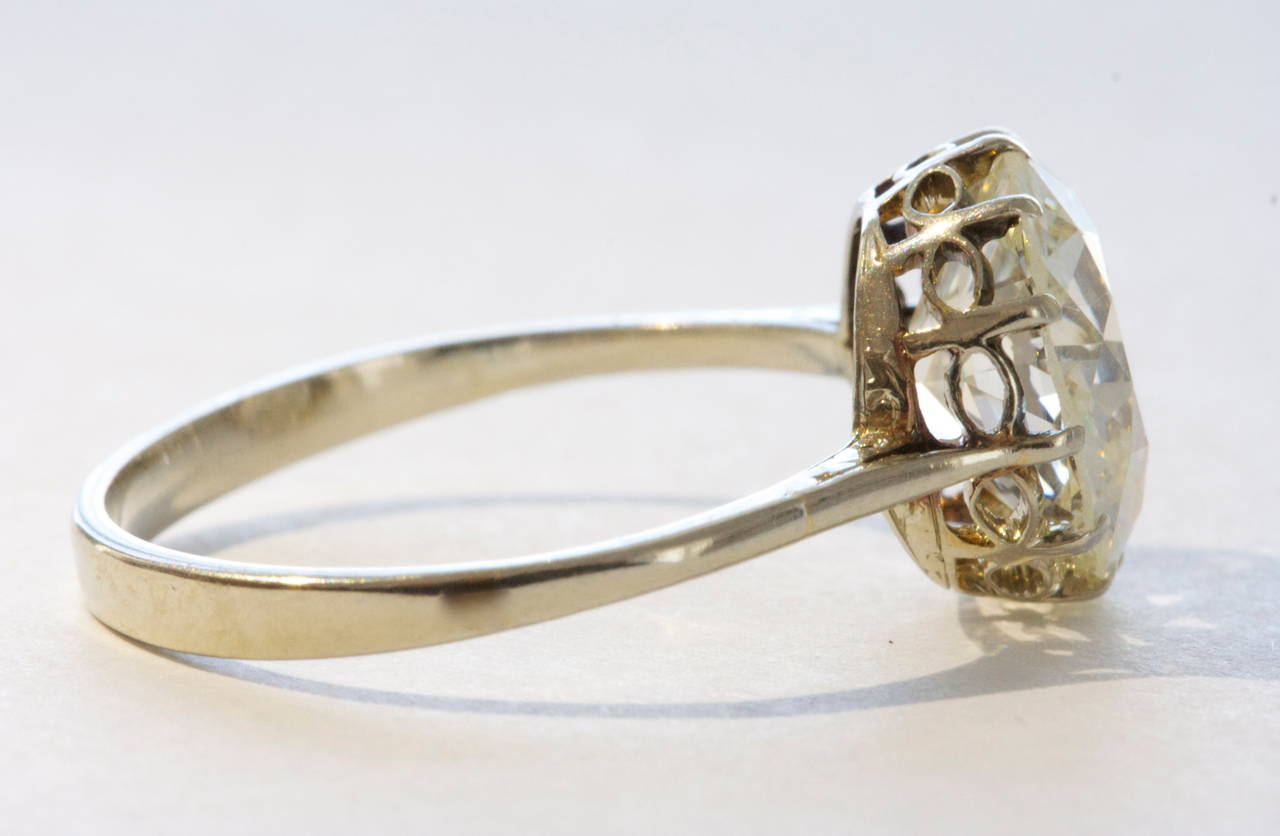 victorian rose setting rings cut sequence diamond ring buttercup carat gold engagement with a european in old products