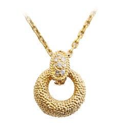 Van Cleef & Arpels Necklace with Interchangeable Pendants
