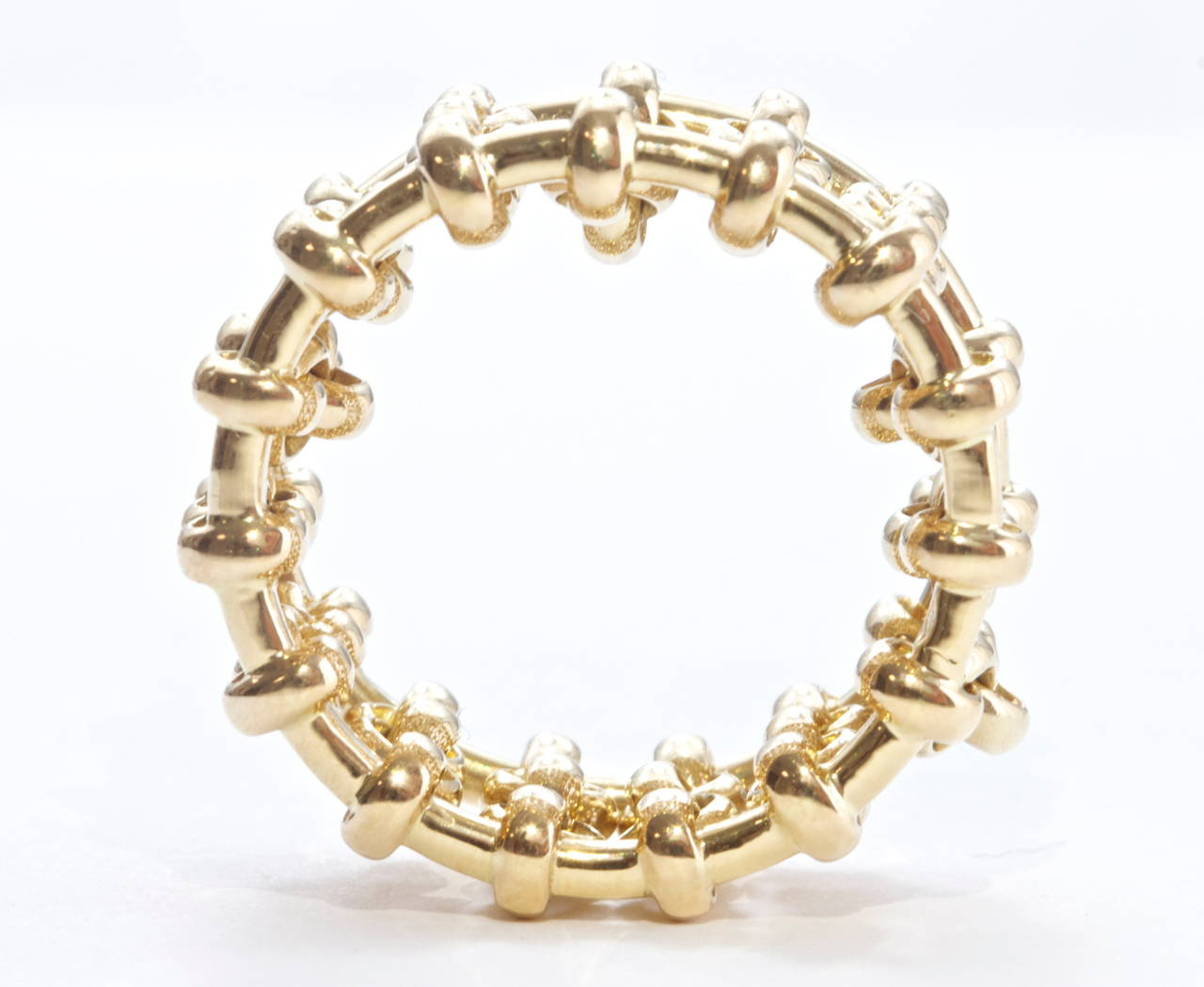 Chanel fine jewelry gold band at 1stdibs for What is fine jewelry