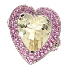 Mauboussin Heart-Shaped Ring