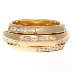 Piaget Diamond Gold Ring