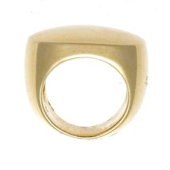Pomellato Gold Ring