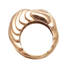 Sorab & Roshi Modernist Gold Ring