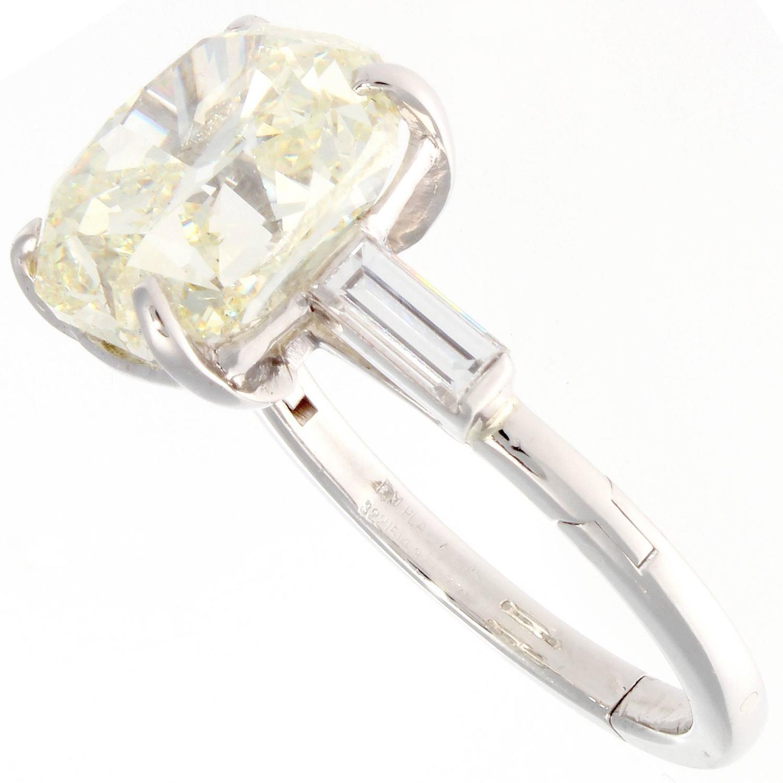 Shop Cushion Cut 3 Carat Diamonds  Ritani