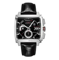 Tag Heuer Stainless Steel Monaco LS Automatic Wristwatch