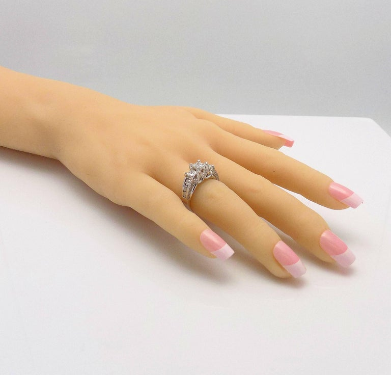 Diamond Engagement Ring For Sale 1