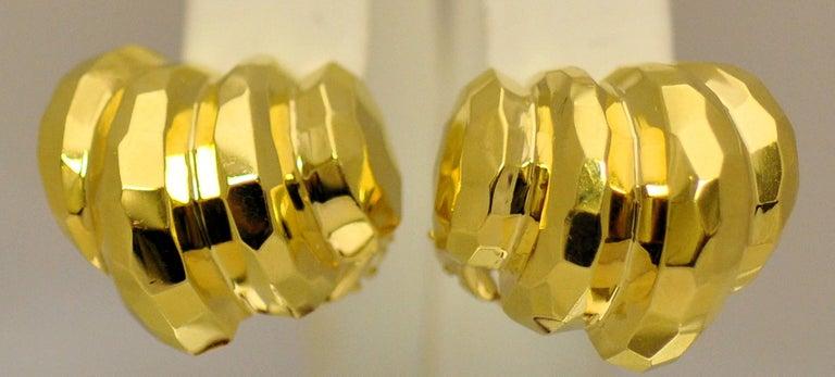 18 Karat Yellow Gold