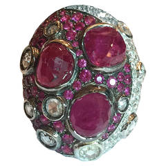 """Repossi """"Crazy Moon"""" Collection Ring"""