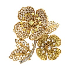 Sublime Eglantine Brooch by Boucheron