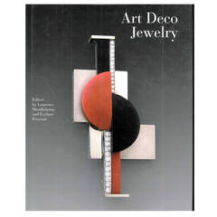 Book of ART DECO Jewelry