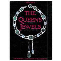 Book of THE QUEEN'S JEWELS - The Personal Collection of Elizabeth ll