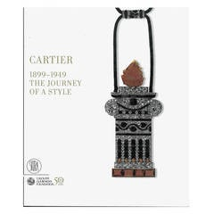 Book of CARTIER 1899-1949 The Journey of a Style