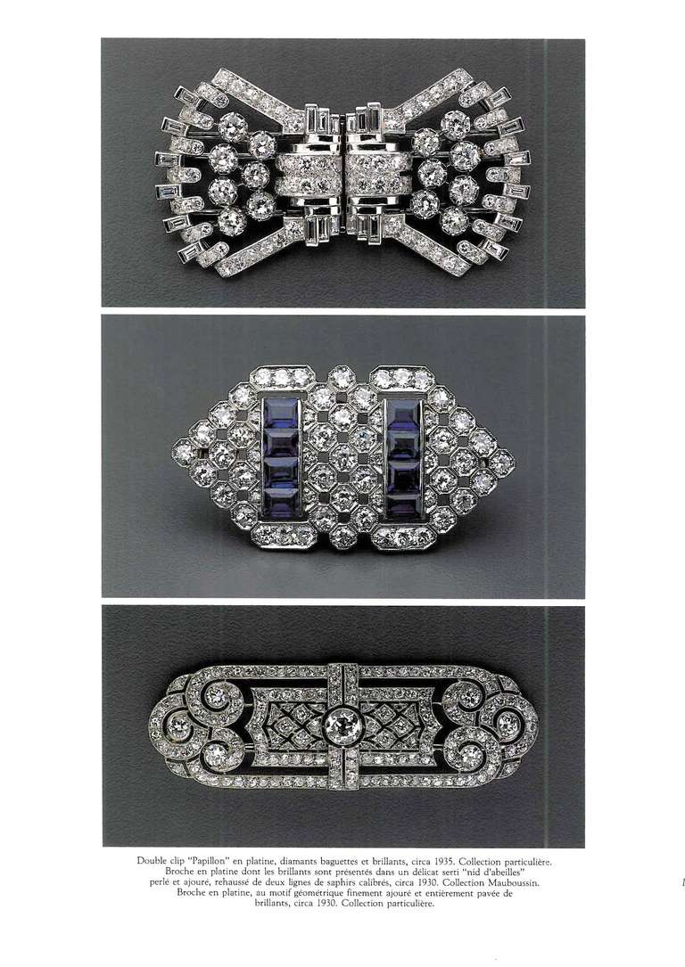 bc940332f Mauboussin Book of Jewels For Sale at 1stdibs