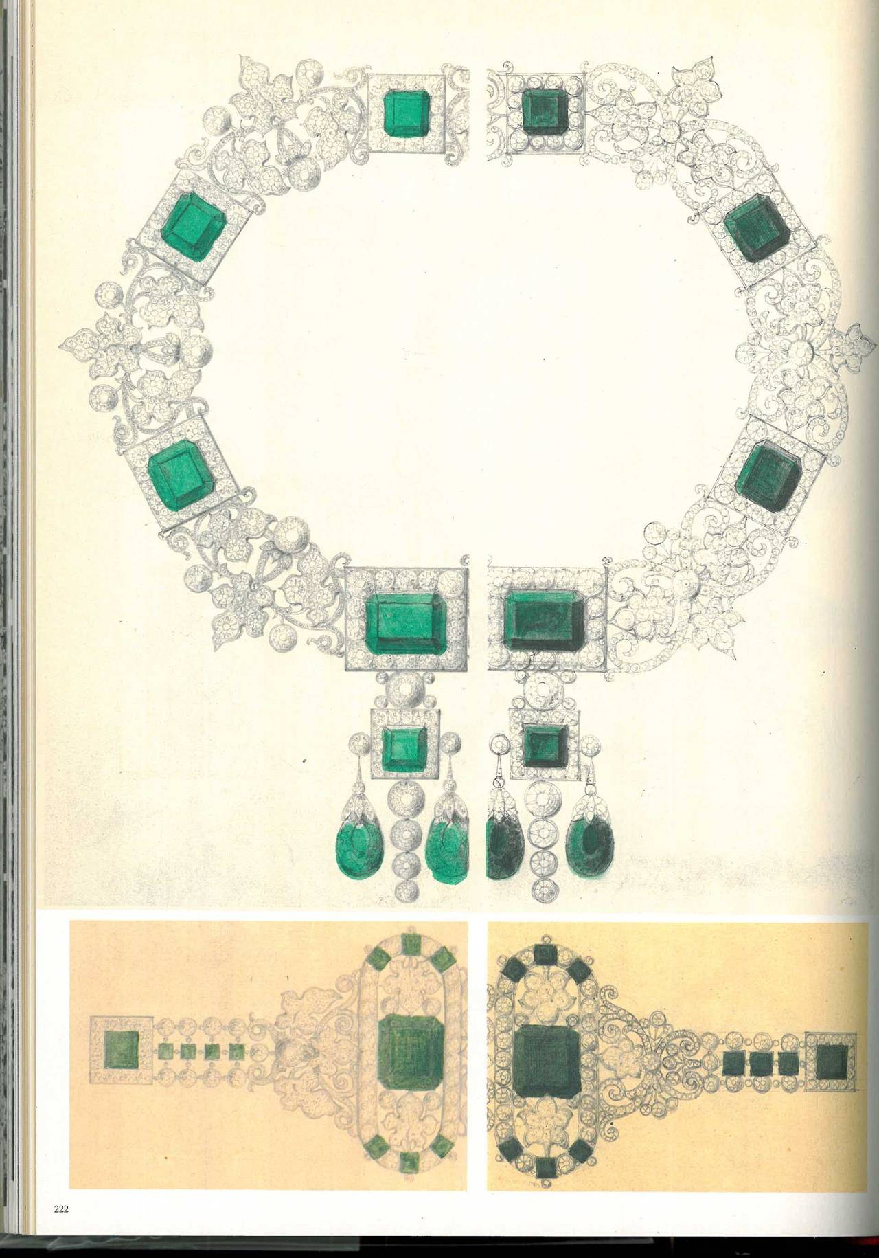 Book of Kochert - Imperial Jewellers in Vienna - Jewellery Designs 1810-1940 For Sale 3