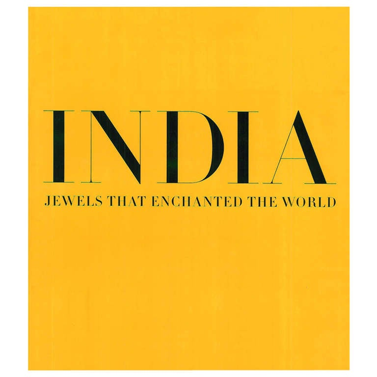 India Book - Jewels that Enchanted the World