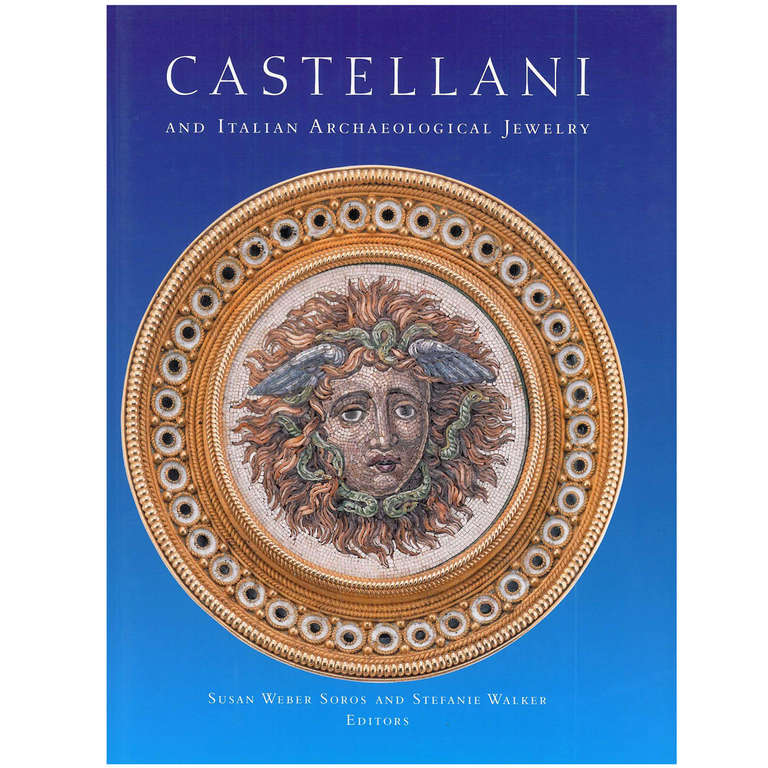 Castellani and Italian Archaeological Jewelry Book For Sale