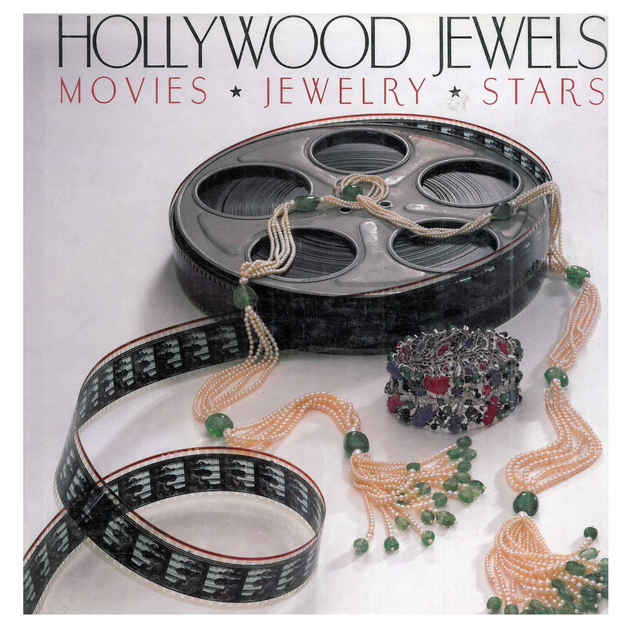 Book of HOLLYWOOD JEWELS - Movies, Jewelry, Stars For Sale