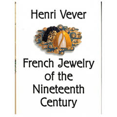 "Book of ""Henri Vever - French Jewelry of the Nineteenth Century"""