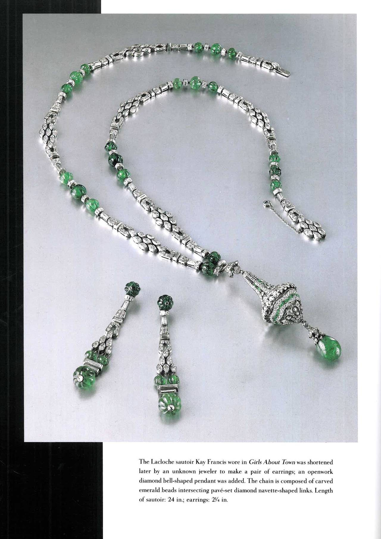 Women's Book of HOLLYWOOD JEWELS - Movies, Jewelry, Stars For Sale
