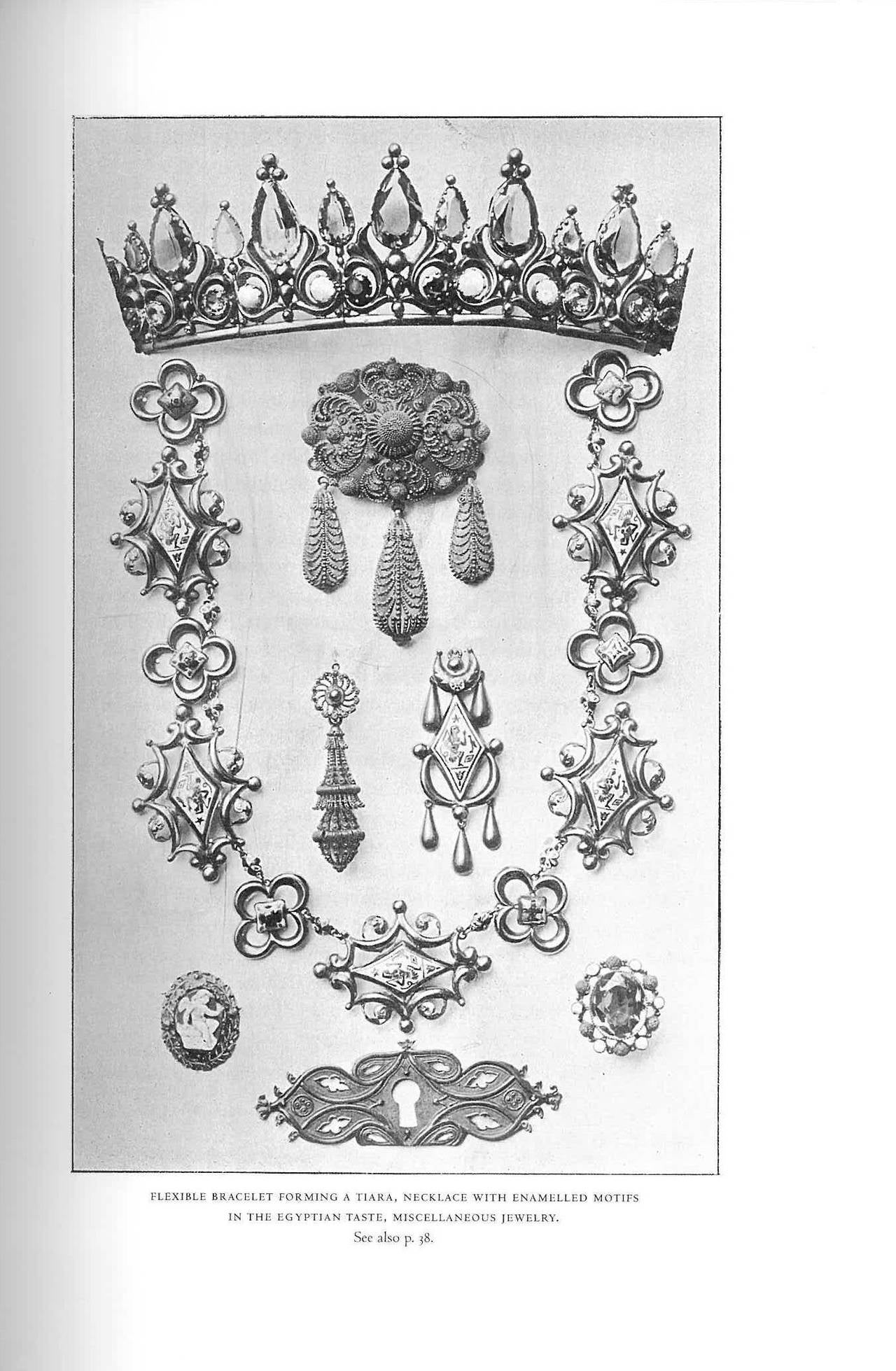book of henri vever french jewelry of the nineteenth